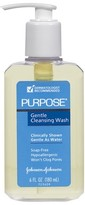 Purpose Gentle Cleansing Wash Pump - 6 oz