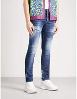Dsquared2 Cool Guy slim-fit skinny stretch-denim jeans
