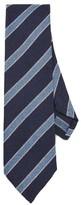 Thomas Mason Cotton & Silk Stripe Tie