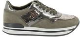Hogan H222 Sporty Sneakers