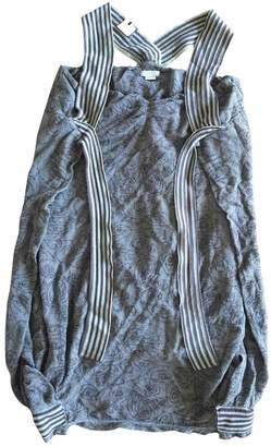 N. Transit Par Such Transit Par-such \N Grey Cotton Dress for Women