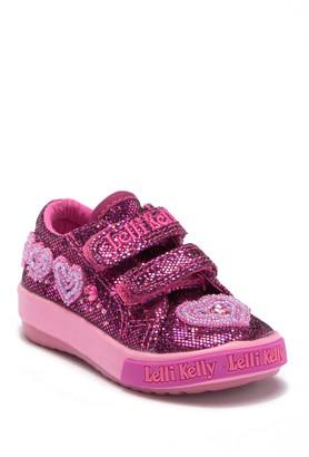 Lelli Kelly Kids Ava Hook-and-Loop Sneaker (Toddler)