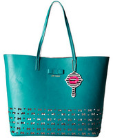Betsey Johnson Laser Tag Tote