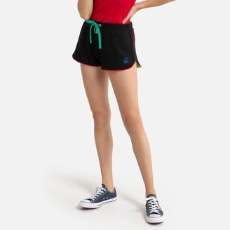 Benetton Cotton Shorts with Elasticated Tie Waist