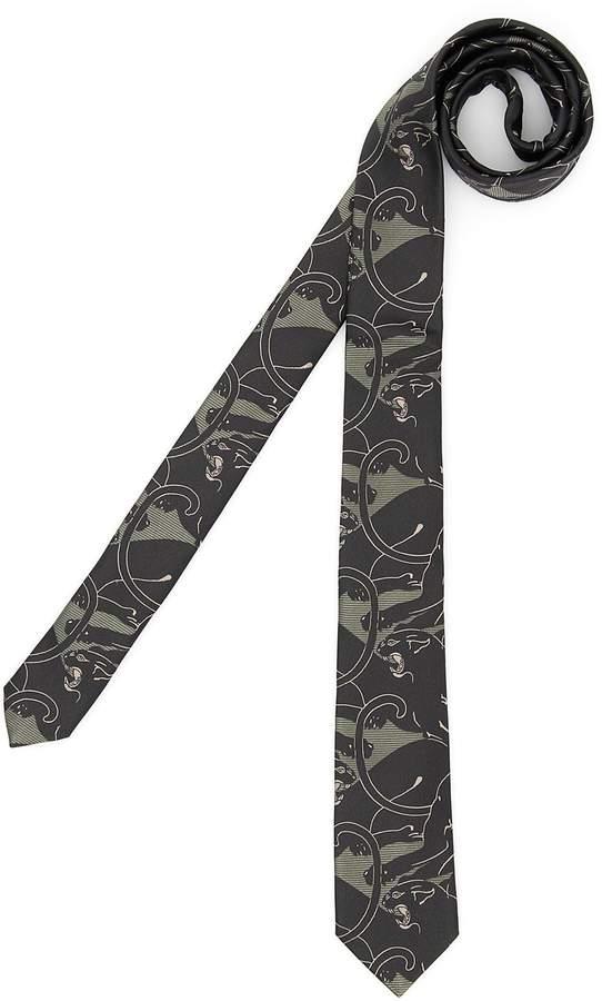 Valentino Yarn-dyed Tie
