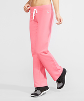 Soffe Neon Pink French Terry Lounge Pants