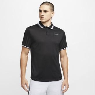 Nike Men's Tennis Polo NikeCourt Slam