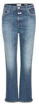 Closed Rose Cropped Jeans