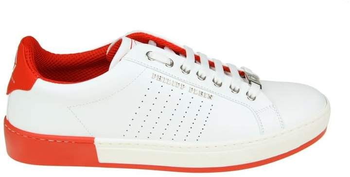 Philipp Plein Sneakers another Night In White Leather