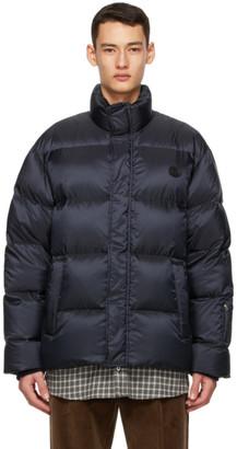 Gucci Navy Down Think/Thank Jacket