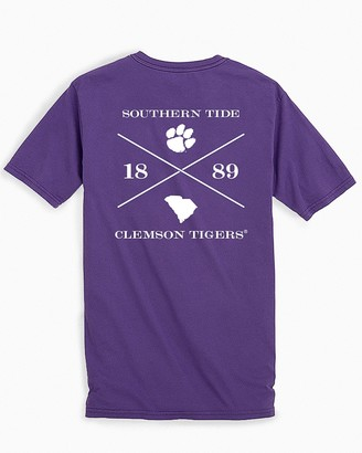 Southern Tide Clemson Tigers Short Sleeve T-Shirt