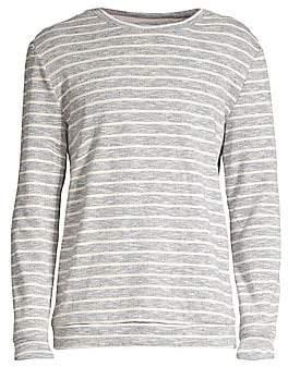 Onia Men's Owen Stripe Sweatshirt