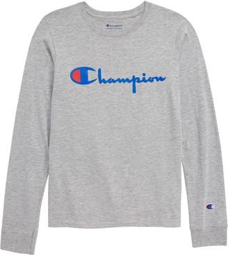 Champion Classic Script Logo T-Shirt