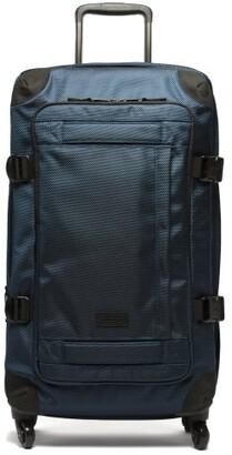 Eastpak Trans4 Cnnct Medium Check-in Suitcase - Navy