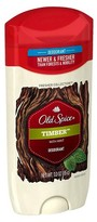 Old Spice Fresher Collection Timber Deodorant - 3 oz