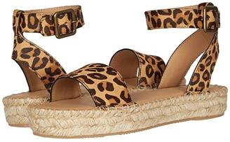 Soludos Cadiz Sandal (Leopard) Women's Sandals