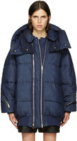 Stella McCartney Blue Denim Mietta Jacket