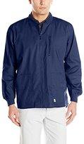 Carhartt Men's Ripstop Zip Front Scrub Jacket