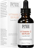 Alöe Vitamin C Serum - L-ascorbic Acid, A New Revolutionary Triple C Technology for Age Spots, Wrinkles, Sun Damage and Dark Circles Under the Eyes, 30ml