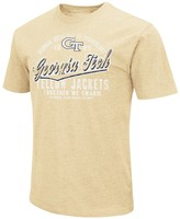 Campus Heritage Men's Campus Heritage Georgia Tech Yellow Jackets Statement Tee