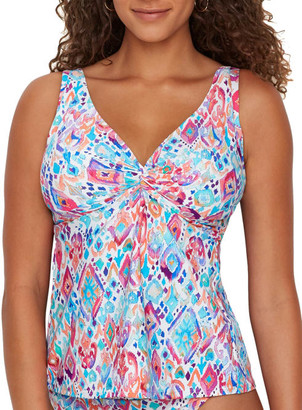 Sunsets Ipanema Forever Underwire Tankini Top