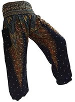 ASVP Shop Harem Hippie Pants Trousers, Yoga, Dance, Festival, Indian Thai Fisherman Pants