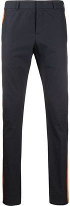 Valentino Contrast Panel Trousers