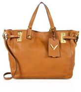 Valentino My Rockstud Soft Leather Tote