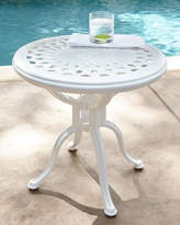 Brown Jordan Day Lily Round Outdoor Occasional Table