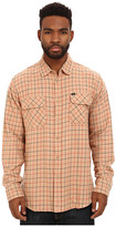 Obey Vargas Long Sleeve Woven Top