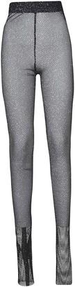 Philosophy di Lorenzo Serafini High-waist See-through Leggings