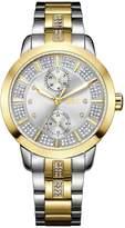 JBW Women's Lumen Diamond Stainless Steel Watch