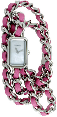 Heritage Chanel Chanel Women's Leather Watch