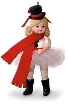 Hallmark 2016 Christmas Ornaments Snowman Ballerina - 21st Madame Alexander Series