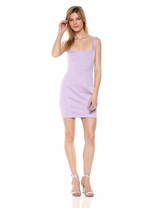 ASTR the Label Women's Stereotype Sleeveless Stretch Bodycon Mini Dress