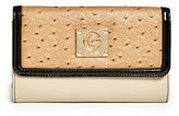 G by Guess GByGUESS Women's Sunwashed Flap Wallet