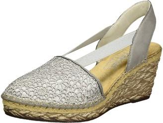 Rieker Women's 69950 Wedge Heels Sandals
