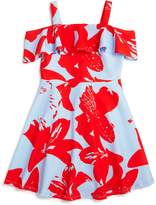 Bardot Junior Girls' Arabella Cold-Shoulder Dress