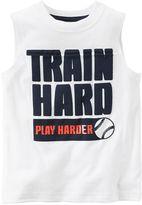 Carter's Baby Boy Sport Slogan Muscle Tank