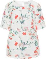 Junarose Plus Size Floral print tunic