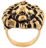 Saint Laurent lion ring