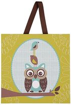 Living Textiles Animal Tree Funny Friends Canvas Art