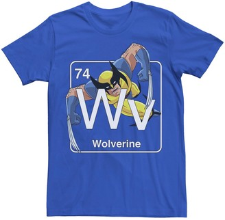 Wolverine Men's Marvel X-Men Element Tee