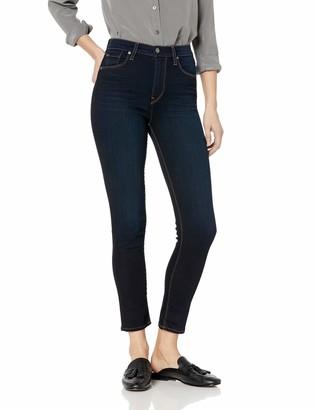 Hudson Women's Holly HIGH Rise Crop Skinny 5 Pocket Jean