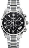 Longines L2.693.4.51.6 Master Collection stainless steel chronograph watch