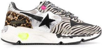 Golden Goose Running Sole lace-up sneakers