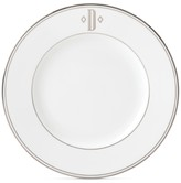 Lenox Federal Platinum Monogram Block Dinner Plate