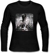 SCharlie-shine Justin Bieber Tee Shirt Long Sleeve For Women