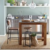 west elm Rustic Kitchen Island