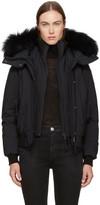 Mackage Black Down Britnie Jacket